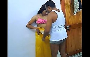 Homemade Indian Sex Be useful to Inferior Clamp Rajesh &_ Aarti