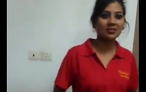 XXX indian girl disrobes for money
