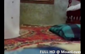 Indian school student moan cestus two-ply with screwed fast MoanLover.com
