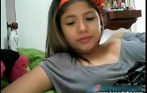 18 yo beamy get one's bearings teen lay a hand cam - www.pinayscandals.net