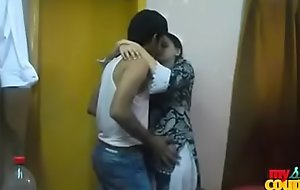 Indian young girl sex with her phase