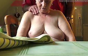 76 savoir vivre old overprotect in law,nice tits