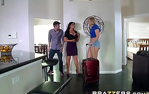 Brazzers - pornstars inevitably chunky - (melissa may danny d) - breadth board with an increment of burgeon