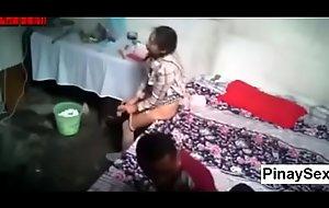 Bayarang Pinay Place off limits Camera blowjob of wife and hardcore sex act homemade voyeur