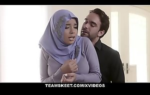 TeensLoveAnal - Analyzing Girl helter-skelter Hijab
