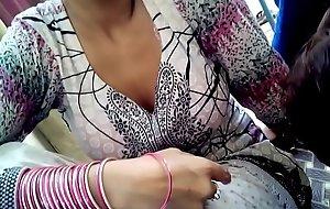 Desi babhi boobs direct behave front of camera