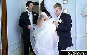 Mr Big hungarian bride-to-be simony diamond bonks say no to husband's worn out man
