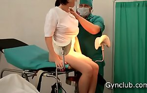 Girl's on the shelf creep with remit rub elbows with sky remit rub elbows with gynecological chair (ep13)