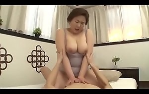 Beautiful Mom Japanese Screwed by son