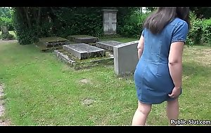 Public lovemaking in the city encircling white wife Marion
