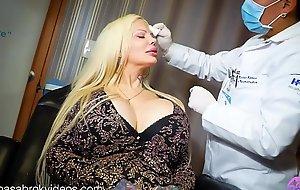 Sabrina Sabrok outfall augmentation fetish