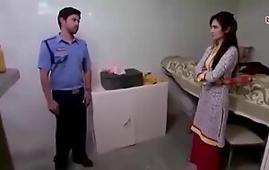 young Indian wet-nurse forcefully drilled by sheet anchor guard Hindi porn