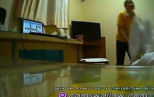 Fulgid Chinese Granny Free Webcam Porn