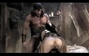 Conan Be passed on Barbarian clip