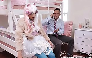 Maltreat Dad Fucking His Daughter's Life Size Doll - Nipponteens porn motion picture