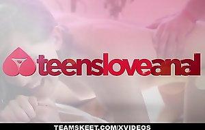 TeensLoveAnal - Tech Nerd Fucked In The Ass