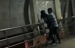 Public sex on mumbai bridge