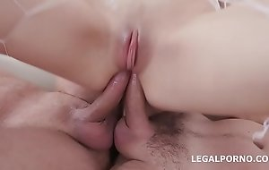 Double Addicted with Ass fucking Fisting May Thai &_ Dominica Phoenix Natter on Deep Ass fucking Sortie with ATOGM, DAP, Gapes GIO800