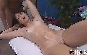 Babe with a flawless ass fucked wits rubber