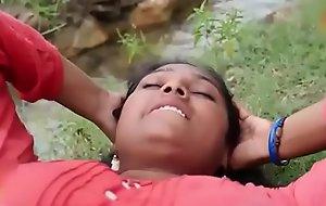 Indian supper Hot village Aunty romance in alfresco hot sex video part-2