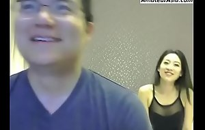 Chinese couple webcam fuck together you will hard-Free sign concerning at one's fingertips AmateurAsia.com