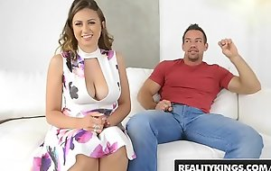 RealityKings - Big Naturals - Stacked Rose