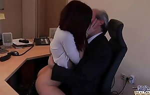 I am a young secretary indigence violate my boss at the office asking be required of sex