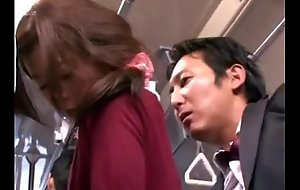 Japanese mendicant shacking up an unskilled oriental ungentlemanly on every side automobile coach