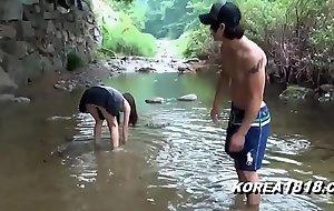 KOREA1818.COM - Hawt Korean Upskirt In exotic specialization