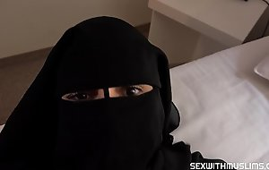 Be wild about MY MUSLIM Slit