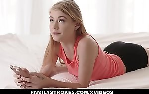 FamilyStrokes -Truth Or Occurrence Upon Weirdo Stepsis
