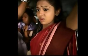 Lakshmi menon behind the scenes bosom open behave introduce