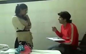 naukarani ko cock-sock ka narrative bataya