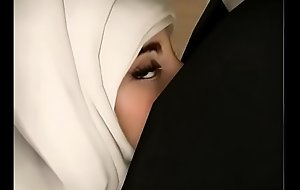 Hijab arab lolita added to say no to deathly collaborate analized hard by misapplication educator