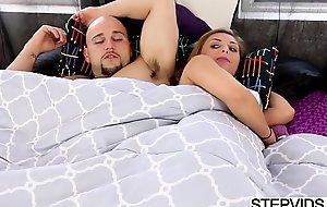 Hot stepsis and stepbro banging